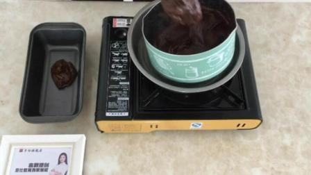 烘焙学堂 学做蛋糕要多久能开店 电饼铛做披萨