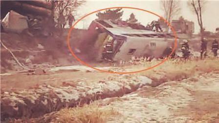 8斗传媒 吉林牵引车与大客车相撞已致6死14伤