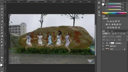 Photoshop – 简单步骤调出怀旧色调