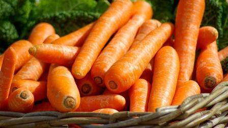 胡萝卜千万别这么吃! 好多人不知道!