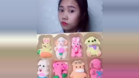 棉花糖达人最爱棉花糖, 挺精致!