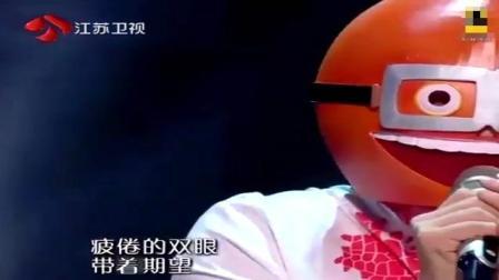 蒙面歌手挑战黄家驹《光辉岁月》, 一出声就被识破