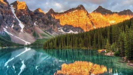 加拿大班夫国家公园, 被称为世界最美国家公园