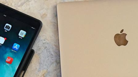 iPad vs New MacBook