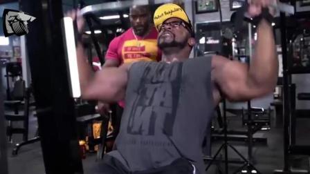 律动: 健身训练, 这种极致训练, 就是为打造宽厚的巨背量身定做!