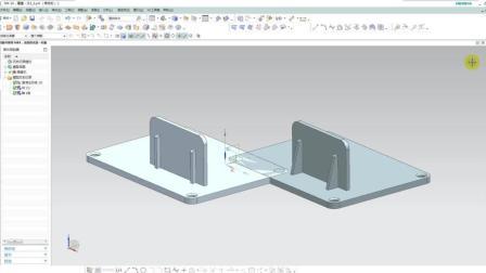 UG建模之加强筋改设计和非参模型去圆角技巧