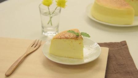 烘焙入门, 轻乳酪蛋糕的做法, 在家也能做的美味