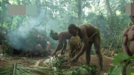 原始部落人, 为了吃肉把牙削尖