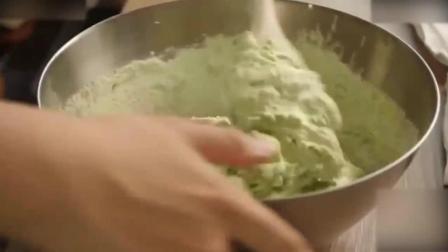 洪培教程年糕抹茶提拉米苏, 太会玩了奶油蛋糕