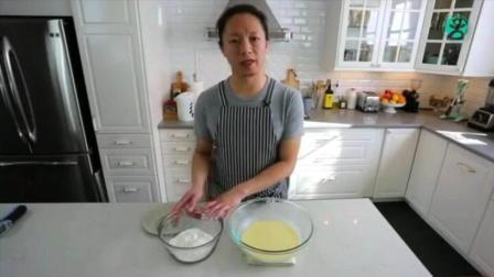 模具蛋糕的做法大全 如何做蛋糕 戚风蛋糕为什么会塌陷