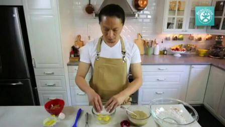 怎么做蛋糕烤箱 蛋糕奶油的做法 如何做小蛋糕