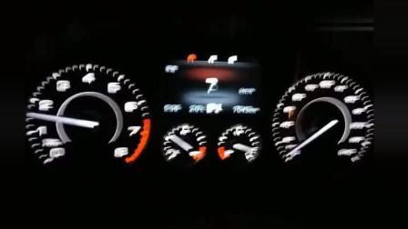 听听宝沃BX7 0-50公里每小时加速时发动机的声音