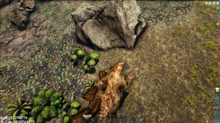 【真非酋】方舟生存进化起源mod第二季#3 骑着翼龙玩结果被毒蛇咬下来了! !