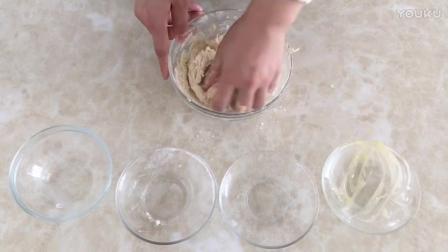 无糖烘焙教程视频教程 千层肉松派的制作方法bn0 面包房烘焙视频教程