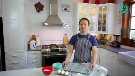 电饭锅做蛋糕的视频 纸杯蛋糕怎么做 零失败戚风蛋糕6寸