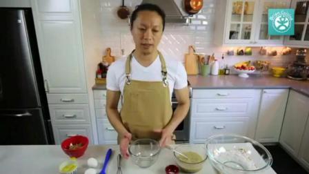 电锅做蛋糕的方法 蛋糕粉最简单做蛋糕法 六寸戚风蛋糕的做法