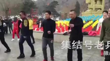 适合年会跳的简单舞蹈 seve舞蹈教学 鬼步舞