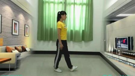 鬼步舞教学各种滑步 广场舞《邻家美眉》鬼步舞教程