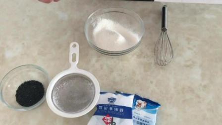 用电饭锅怎么做蛋糕 烘焙入门面包 抹茶戚风蛋糕的做法