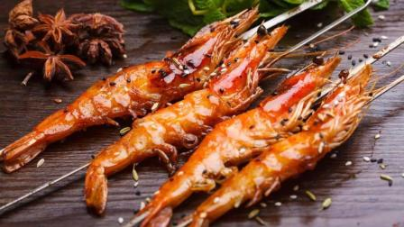 年夜饭桌上的下酒菜准备好了吗? 教你基围虾新吃法, 越吃越上瘾!