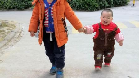 小兔哥哥和小兔妹妹