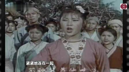 她17岁演电影《刘三姐》, 现已是73岁的黄婉秋风采犹在