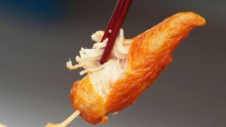偷拍加工鸡柳、骨肉相连的小作坊! 看完后你们还想吃吗?
