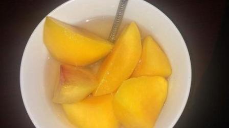 全球美食快递员——糖水黄桃