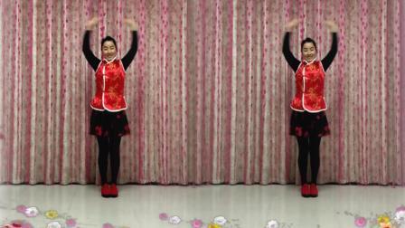 热门广场舞大全 《拜新年》祝大家新的一年里财源滚滚来