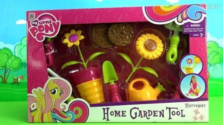 小马宝莉过家家园艺师亲子早教玩具