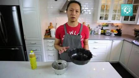 无水蛋糕做法 戚风蛋糕6寸配方及做法 蛋糕的奶油怎么做