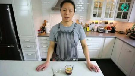 怎么做戚风蛋糕 生日蛋糕制作培训 重乳酪蛋糕的做法