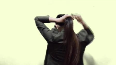 真人版编发, 奔三奔四的女人试试这款发型, 2018最流行这款发型