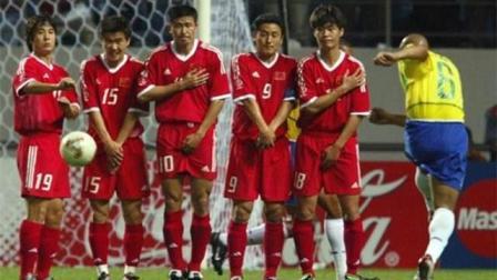 中国VS巴西, 10年前看你肯定会骂他们, 但现在我们欠国足1个道歉