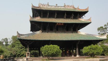 """中国最""""奇""""古楼阁: 4根柱子全是悬空, 头顶千斤却屹立400年不倒"""