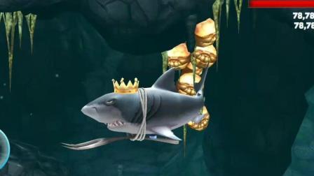 饥饿鲨进化: 谁能告诉一下, 这是系统出问题了, 还是游戏出BUG了?