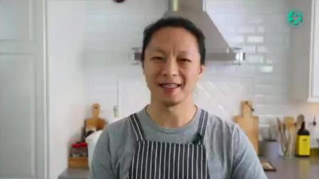 学蛋糕师培训学校 在家做蛋糕的简便方法 壹度可可翻糖蛋糕西点培训
