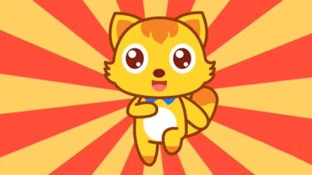 猫小帅儿歌 第448集 我爱天安门