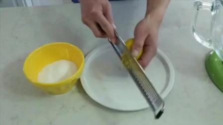 小蛋糕做法 烤蛋糕的做法 电烤箱 芝士的做法