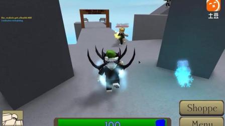 面面解说Roblox虚拟世界 反抗学校恶霸! 拒绝勒索保护费