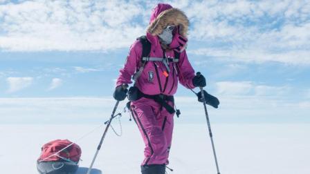 16岁少女一个人的冬奥会 37天滑雪600公里抵达南极