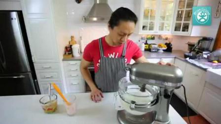 家庭自制蛋糕的做法 做蛋糕视频教程 家庭自制蒸蛋糕的做法