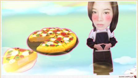 美味披萨厨房, 火爆的披萨店