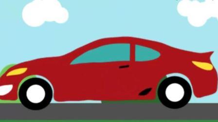 汽车总动员之认识汽车玩具动画视频56