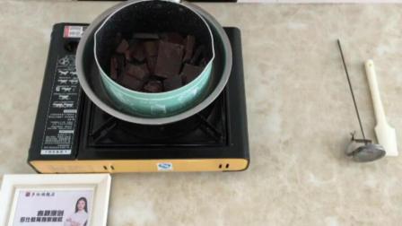 刘清蛋糕烘焙学校在哪 成都烘焙学习 烘焙巧克力