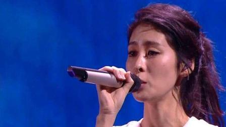 张碧晨当着原唱的面翻唱《梦一场》, 那英坐不住, 直接被超越了