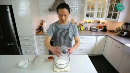 烤箱戚风蛋糕的做法 考蛋糕的做法 蛋糕制作教程