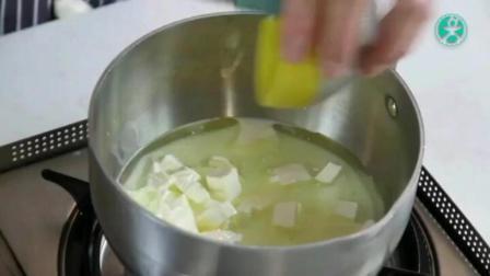 用烤箱做最简单的蛋糕 家庭自制蒸蛋糕的做法 蒸蛋糕视频做法视频