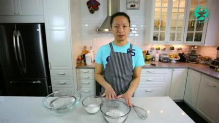 不用烤箱怎么做蛋糕 慕斯蛋糕的做法视频 做蛋糕的奶油