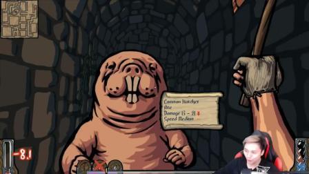 Slasher's Keep-籽岷的新游戏直播体验 地牢探索FPS新游视频
